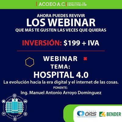 Hospital 4.0, La evolución hacia la era digital y el internet de las cosas