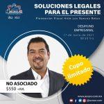 DESAYUNO EMPRESARIAL SOLUCIONES LEGALES PARA EL PRESENTE